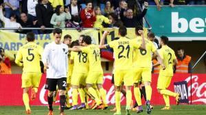 Villarreal-1-0-Málaga